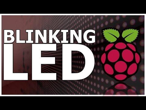 Raspberry Pi Blinking LED