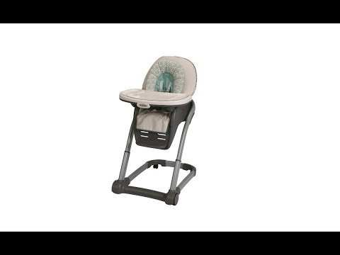How To Assemble The Graco Blossom 4 in 1 High Chair