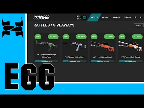 Website Review! - CSGOEgg.com!!
