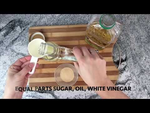 Simple Sweet Vinegar Dressing