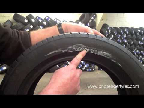How to work out your tyre size - Challenger Tyres