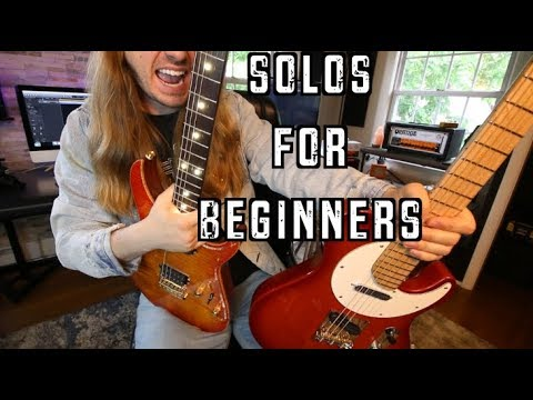 5 Solos Beginners Should Learn TODAY!