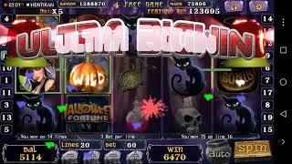 Kiss918/NEW GAME Hallowen Fortune/Boleh Tahan pakai modal   gj sikit