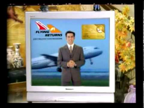 Indian Airlines visual advertisement by Facts n Fiction Group