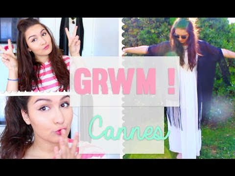 Getting Ready | Cannes entre copines ✿