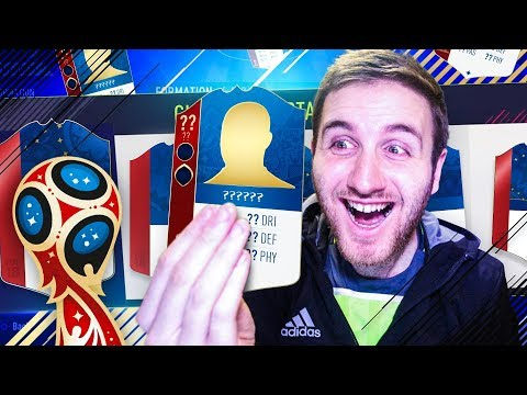 1ST WORLD CUP DRAFT! NEW GAMEPLAY!