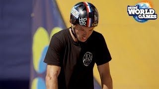 Ryan Williams Scooter Redemption At Nitro World Games 2017
