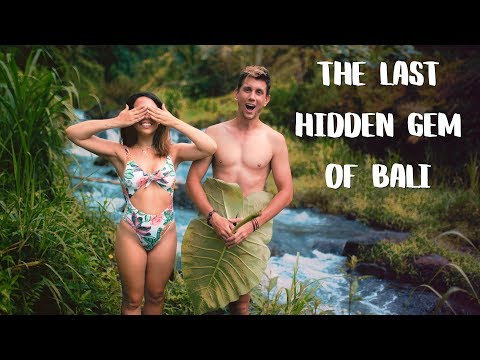 FOUND THE BEST PLACE IN BALI & NOBODY KNOWS ABOUT IT