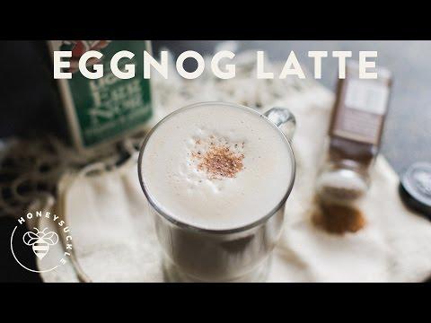 Eggnog Latte - COFFEE BREAK SERIES - HoneysuckleCatering