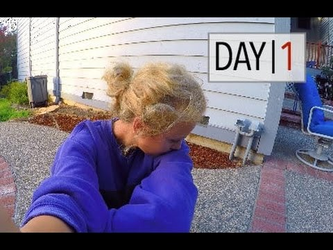 Life With Anxiety: Day 1|Vlog