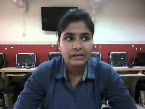 Aanchal Agarwal, a law student did internship @ Bawana