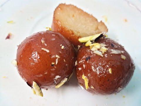 Gulab Jamun Recipe with Instant Mix 😋