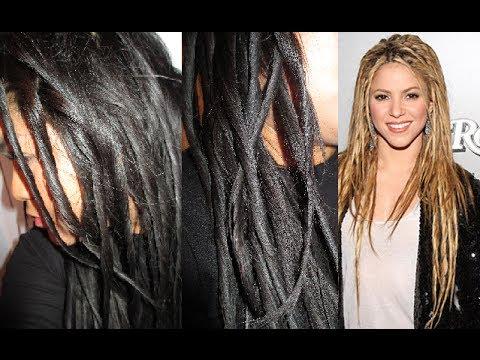 How to: Fake Dreadlocks - Shakira Inspired Hairstyle