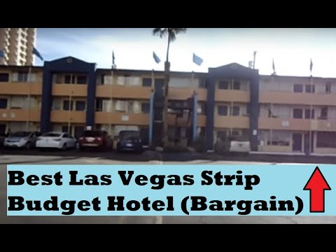 Travelodge - Best Hotel Las Vegas Strip
