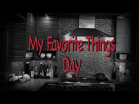Sam the Cooking Guy - My Favorite Things (Birthday Show)