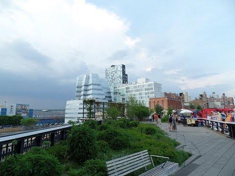 Vlog Episode 3: Highline and Chelsea Market