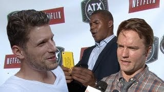 Download Friday Night Lights at ATX: Matt Lauria, Scott Porter & More Dish on The Possibility of New FNL Film Video