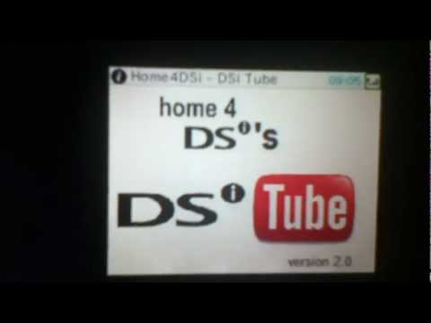 How to get DSi Tube
