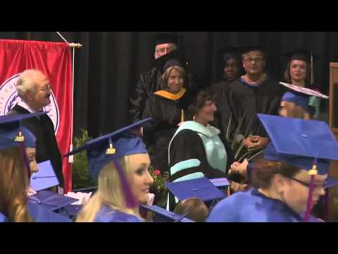 Hill College 2015 Commencement Ceremony