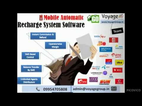 Leading Mobile Automatic Recharge System Software Free Download