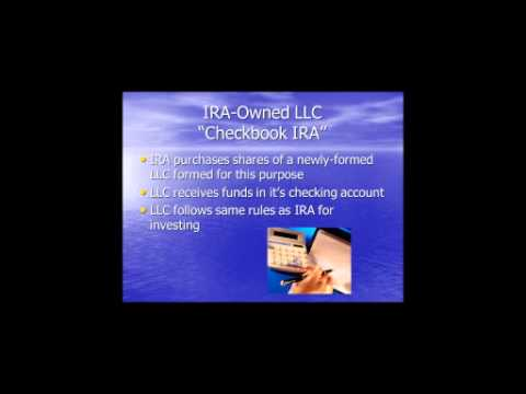 Use Self Directed Retirement Plans to Avoid Taxes + Sizable Tax Advantages for Business Owners.wmv