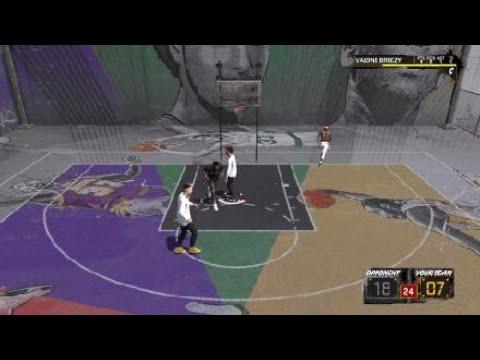 NBA 2K18 Playing around W/ Friends