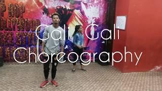 Gully Gully - KGF Dance Choreography   Pranav Dixit Choreography   ft.  Aanjali