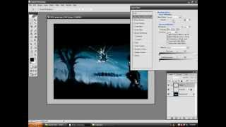 Download how to make broken glass effect wallpaper on photoshop Video