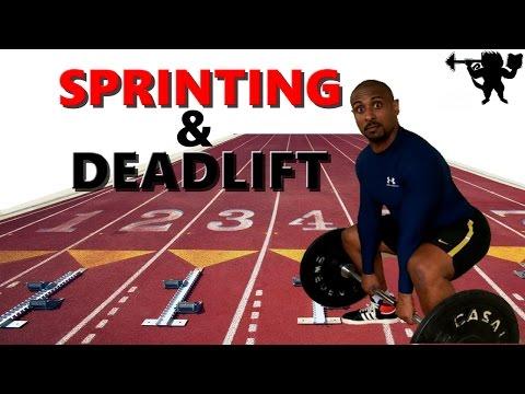 Sprinting & Deadlift