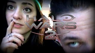 Taking Gover Halo Wars 2 Launch Party W/ Intel #ad