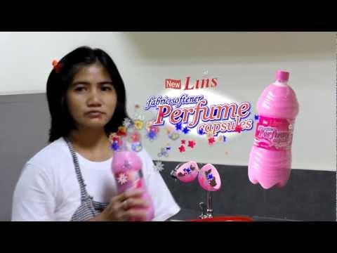 Lins Fabric Softener Perfume Capsules