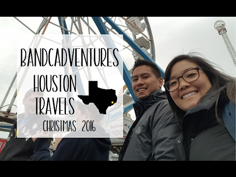 Houston Part 1 // Space Center // Kemah Boardwalk // Downtown Aquarium