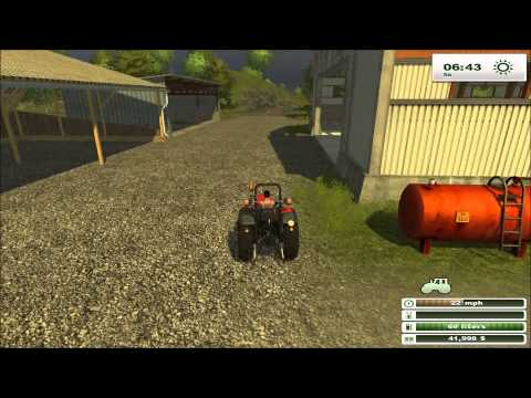 How to get money fast in Farming Simulator 2013 [NO CHEAT] NOT FAKE THIS IS REAL