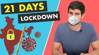 Coronavirus Lockdown in India | Analysis by Dhruv Rathee