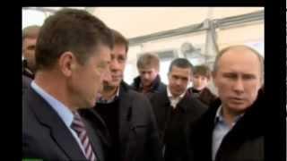 """Путин сочинским ворам: """"Молодцы, хорошо работаете!"""""""