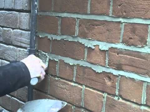 the fine art of brickwork - Repointing 4