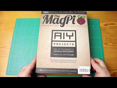 Unboxing The MagPi 57 - What's Included, Do I Like It?