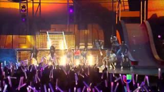 Becky G - Shower  (Spanglish Version)  #PremiosJuventud2014 HD