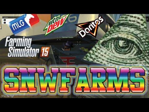 SnW Farms! - Farming Simulator 2015 Gameplay