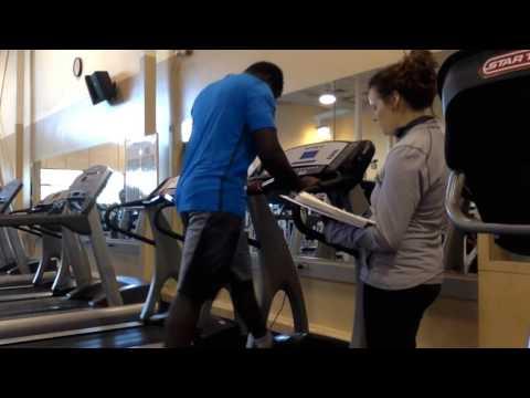 PFTR1223 Submaximal Walking Treadmill Test