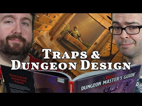 Traps & Dungeon Design in 5e Dungeons & Dragons - Web DM Tips for D&D Players & DMs