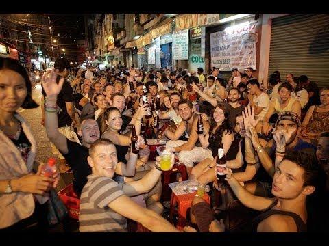 Vietnam- Ho Chi Minh City to Ha Long Bay