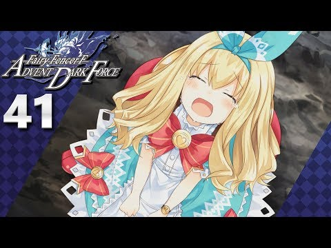 Fairy Fencer F: Advent Dark Force (PS4, Let's Play) | Lola's Secret Revealed! | Part 41