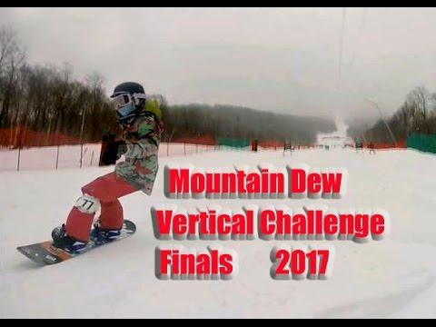 Mountain Dew Vertical Challenge Finals 2017 Jay Peak