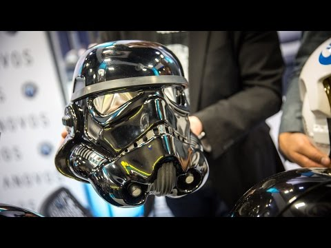 Building a Star Wars Shadowtrooper Armor Kit! (Part 1)