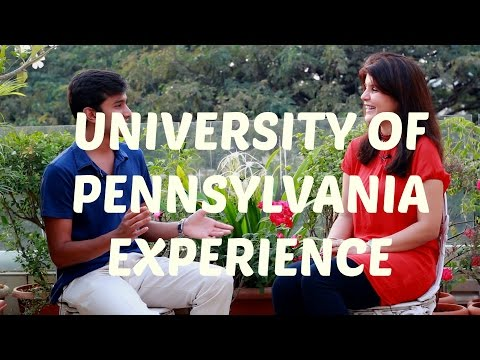 College Experience - University of Pennsylvania #ChetChat