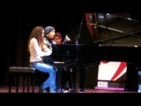 XXXIV Mostra Joves Intèrprets Sitgetans Montserrat Almirall de Sitges. 19 maig 2013
