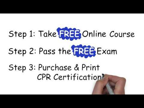 Healthcare Provider CPR Certification