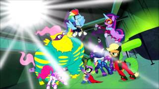 My Little Pony: FiM | Temporada 4 Capítulo 6 [4/4] | Las Power Ponys [Español Latino]