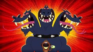 Oggy & Zig & Sharko 🏆Season 2🏆 NEW BEST COMPILATION: Cartoons for Children - 2018 💙